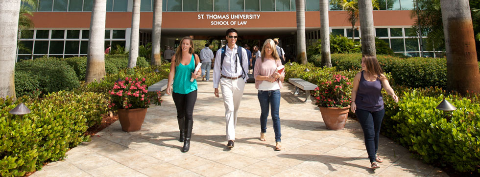The St. Thomas University Catholic Law School is one of the best in the country